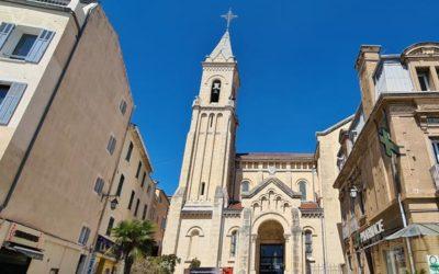HORAIRE DES MESSES À L'ÉGLISE SAINT-NAZAIRE