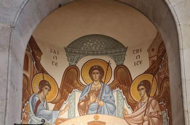 MESSES DE LA TRINITÉ – SAMEDI 6 ET DIMANCHE 7 JUIN – ÉGLISE SAINT-NAZAIRE